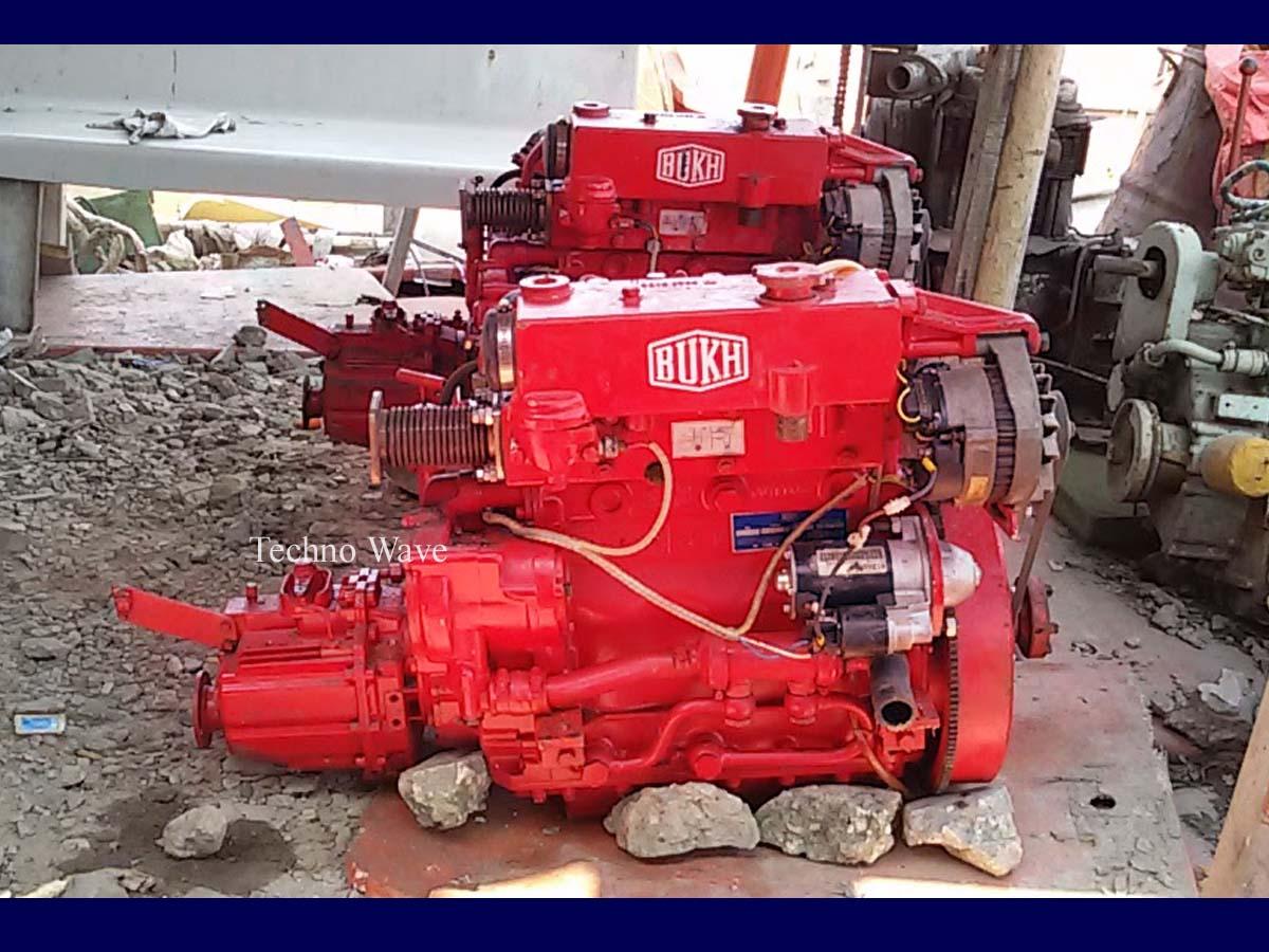 Bukh Engine