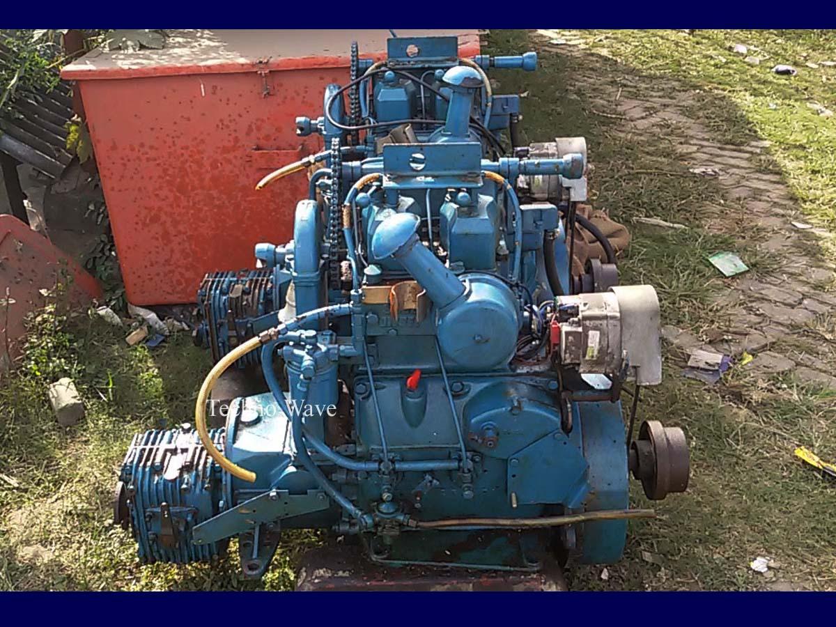 Sabb Diesel Engine